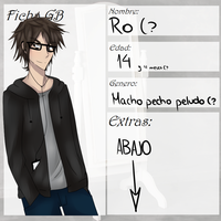 Ficha TMWR GB: Ro by Izu-tan