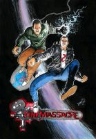 Cinemassacre by Soposoposopo