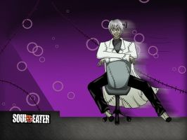 Soul Eater Stein Wallpaper by ElrithRydrine