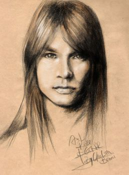 Axl Rose2 by ChelseaBenni