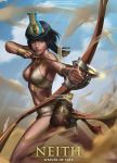 Neith Weaver of Fate by mictones