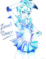 Sailor Astral by LadyDragneel
