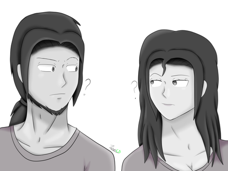 PotemKill And Genderbender by ZeroCDXH2002