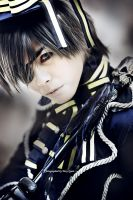 Portrait of Ciel by qcamera