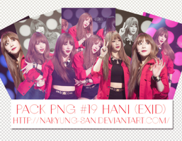 [ShareHappy300Watch#2][Free] Pack PNG #19 Hani by NaKyung-san