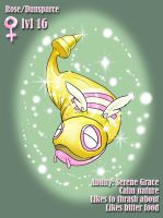 Shiny Dunsparce by Rodentruler