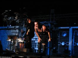 Rammstein at Metaltown - 3 by swedengoth