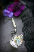 Princess Celestia Somepony Vulva Locket by VulvaLoveLovely