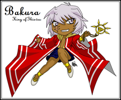 Bakura, King of Thieves by Meeps
