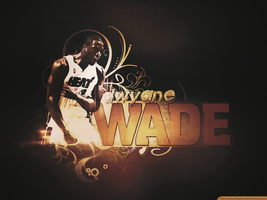 Dwyane Wade Wallpaper by bu22y
