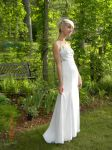 Keely - White Gown (1) by MidknightStarr