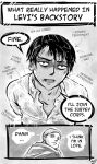 SnK: Levi's Backstory by ravenwing136