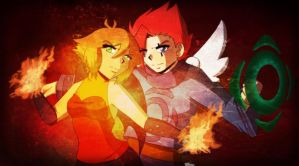 .:TOME Battle On:. by Dawnrie