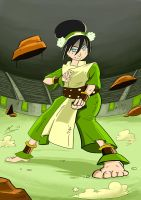 Toph by MattCarberry