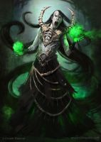 Corruption Mage - advanced version by MihaiRadu