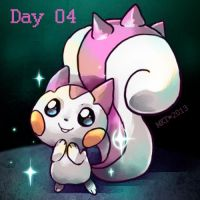 Day 04 - Favorite Electric Type by Mikoto-chan