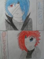 leo and oliver by anime-lover64