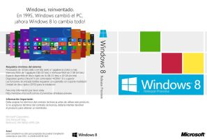 Windows 8 Release Preview DVD Cover (es-ES) by Misaki2009