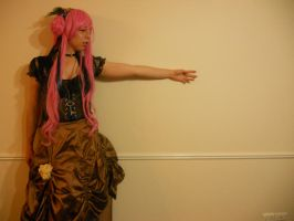 Steampunk Euphemia: Reach Out by tangerine-skye