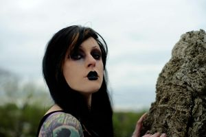 The Girl Anachronism by Anesthetic-X