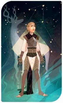 The Star: Sidus Lavellan by Paperwick