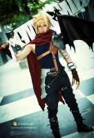 Kingdom Heart Cloud by okageo