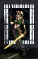 Star Wars: Shay Tilnaer by drawnblud