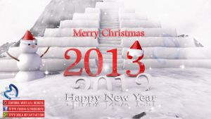 Merry Christmas 2013 by msk11