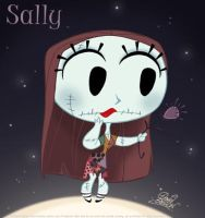 Chibie Sally by princekido