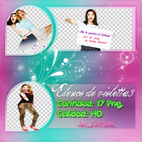 Violetta3 (Zip) by aracelly002
