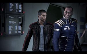 Mass Effect 3 - Male Casual Outfit 2 by Revan654