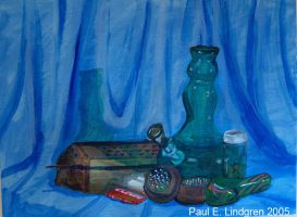 Still Life with Bong by paulrik