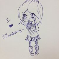 : Ran : Strawberry by GimmeHug