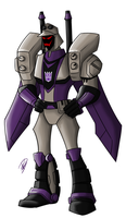 Blitzwing by DeceptiveShadow