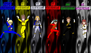 DigiFusion Wild Force for asrockrpg by rangeranime