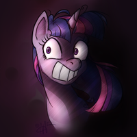 damn Twilight you scary by Skippyrip