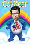 stephen colbert by psmonkey