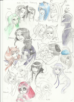 Collection by birdscribbles
