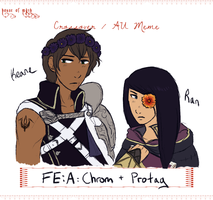 Fe Crossover by tinyfrou