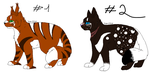 .: Cat adoptables FREE:. by SaachiPrime