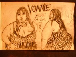 VONNIE - PURE THICKNESS 2 by DYKHAZER