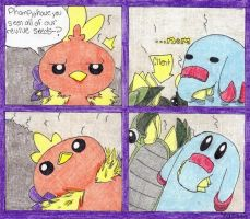 PMD Funnies by Carurisa