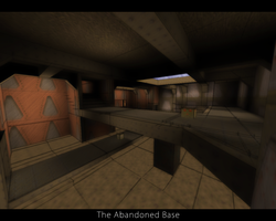 dm3 - The Abandoned Base by A-A-S
