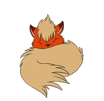 Floofy tail scarf by LovelyGryphon