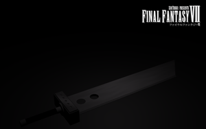 Buster Sword 3D by SirTobbii