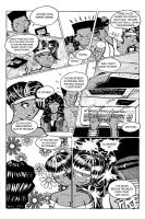 Double Blackness Volume 3 page 2 by Nigzblackman