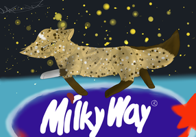 .:AT-To the high way from Milky Way:. by Keshvel
