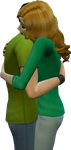 Devin and Carrie-Sims4 png by Original58