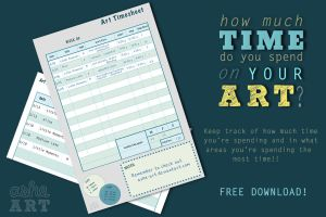 Art Timesheet by ScatteredAshe
