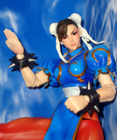 Chun-Li Play Arts Kai by Amalthea16